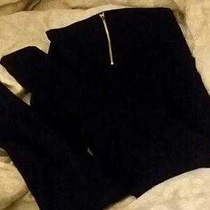 Indero black high waisted leggings NWOT